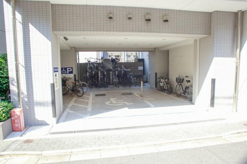敷地内駐車場 敷地内駐車場です。