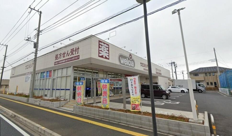 ドラッグストア ウエルシア袖ケ浦奈良輪店