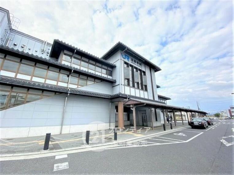 JR関西本線「法隆寺駅」が最寄り駅です