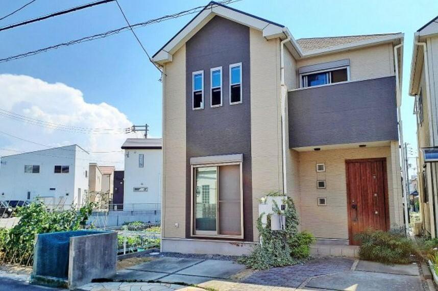 外観写真 久米田駅徒歩8分・コープ600m・サンエー750m・サンディ750m・WICがある4LDK・駐車2台