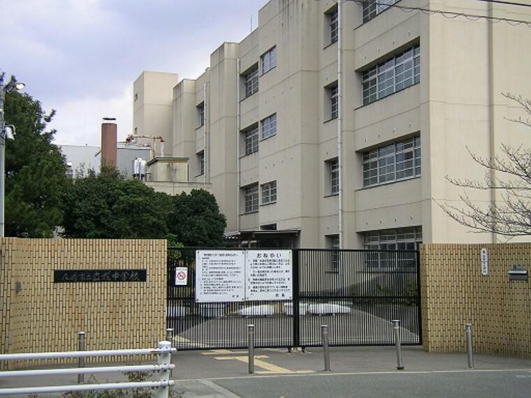中学校 【中学校】尼崎市立立花中学校まで1525m