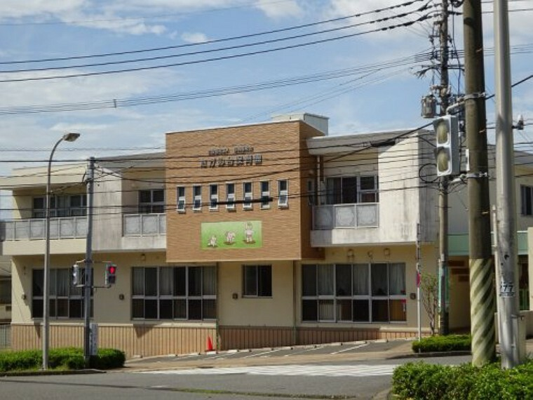 幼稚園・保育園 【保育園】田上台保育園まで819m