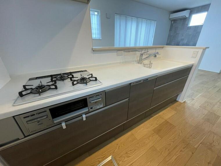 キッチン ~kitchen~  毎日使うキッチンがきれいだとお料理も楽しくなります。