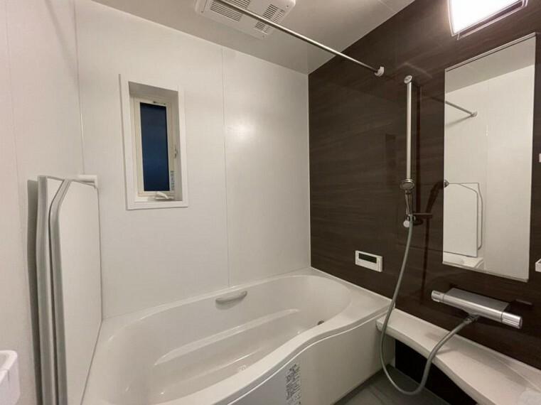 浴室 ~bathroom~  浴室乾燥機付で心地よいバスタイムを実現