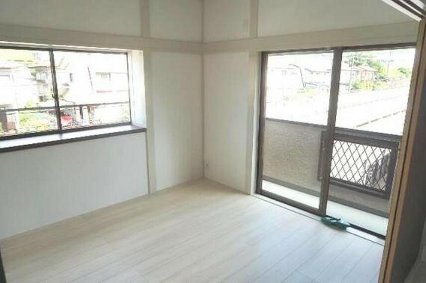 全居室6帖以上のゆとりの間取り設計です。