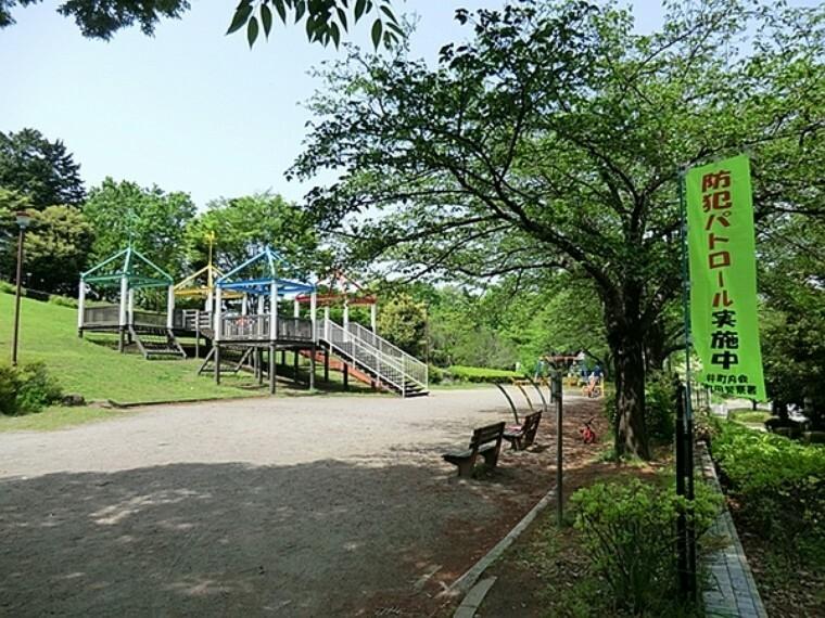 公園 金井遊歩公園