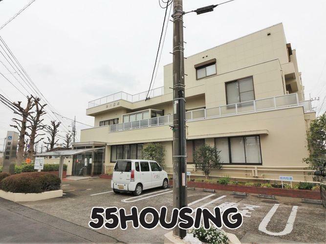 病院 早川医院 徒歩7分。