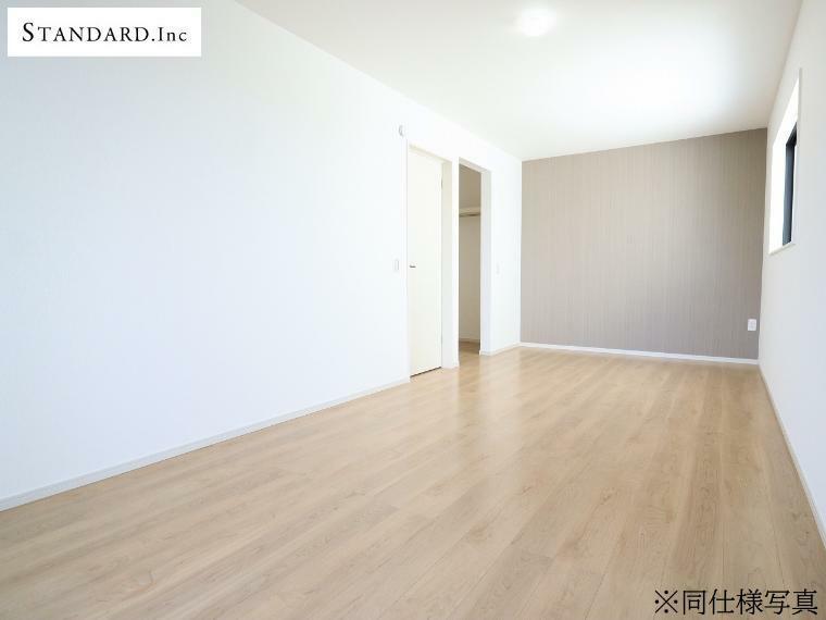 収納 【同仕様写真】主寝室WIC