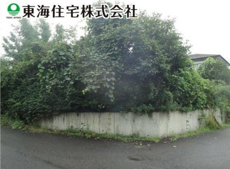 現況写真 三春町下舞木エリア!約76坪の建築条件無し売地です。