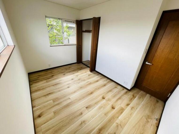 収納 2面採光で風の通る気持ちの良いお部屋