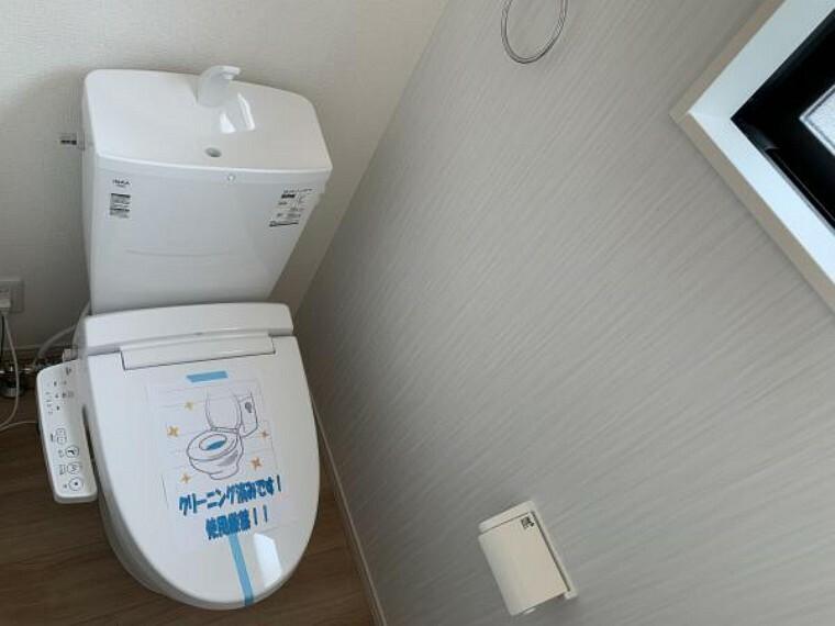同仕様写真(内観) 【同仕様写真・トイレ】ウォシュレット機能付きトイレは各階に配置しております。