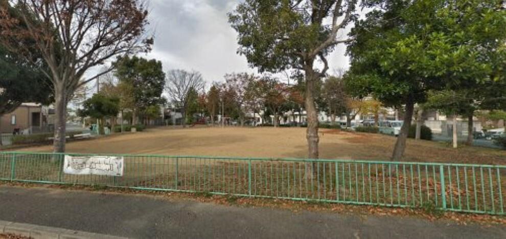 公園 【公園】大池西公園まで455m