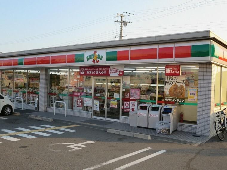 コンビニ 【コンビニエンスストア】サンクス 伊川谷店まで473m