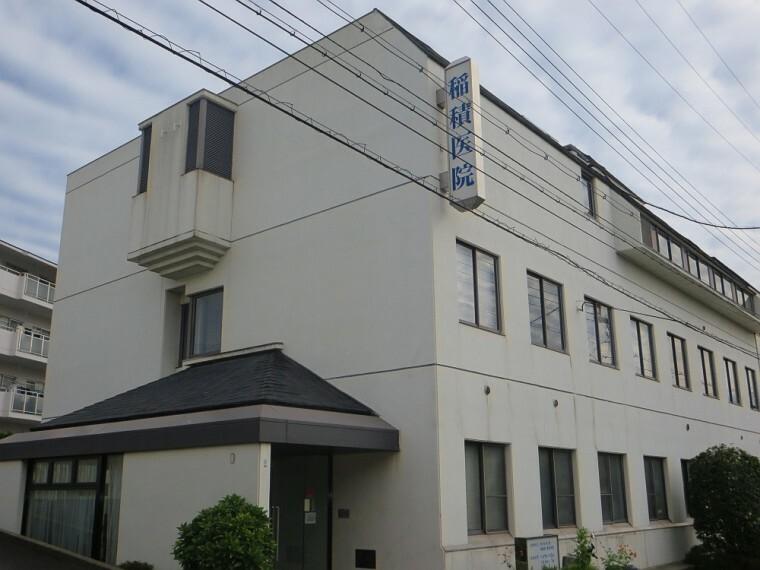 病院 【総合病院】稲積医院まで517m