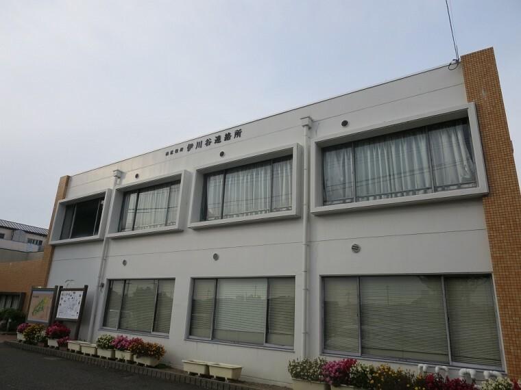役所 【市役所・区役所】西区役所伊川谷連絡所まで1198m
