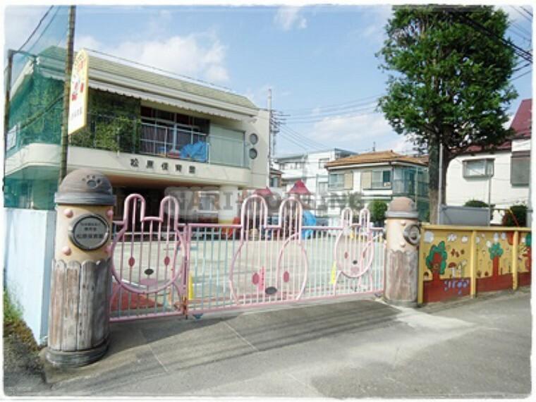 幼稚園・保育園 【保育園】松原保育園まで520m