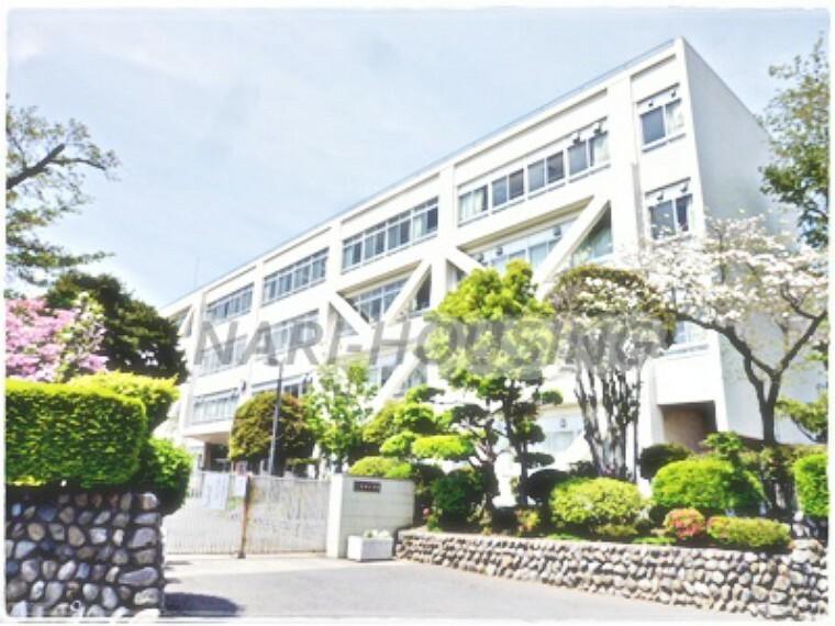 中学校 【中学校】昭島市立拝島中学校まで1073m