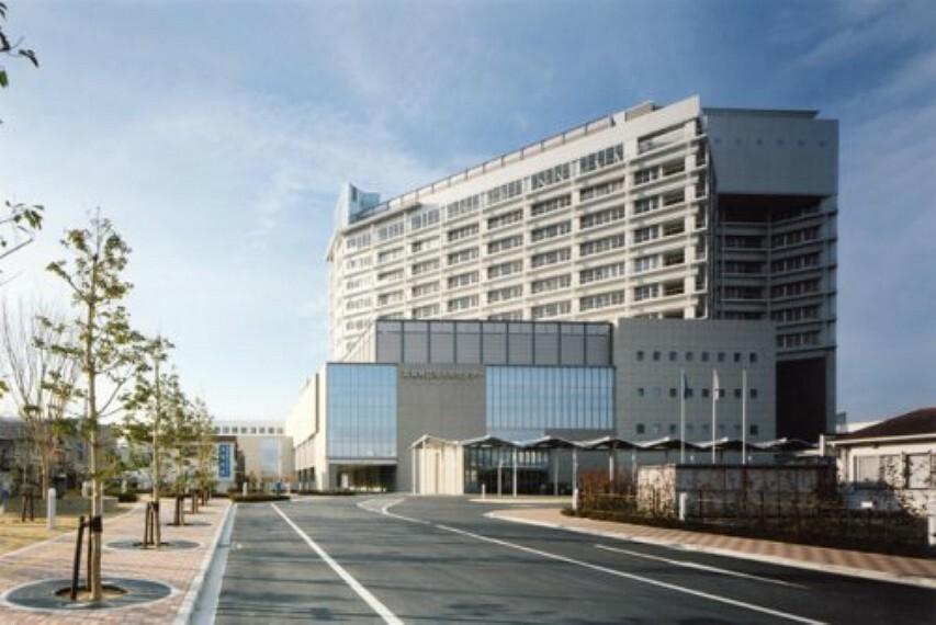 病院 【総合病院】滋賀県立総合病院まで1268m