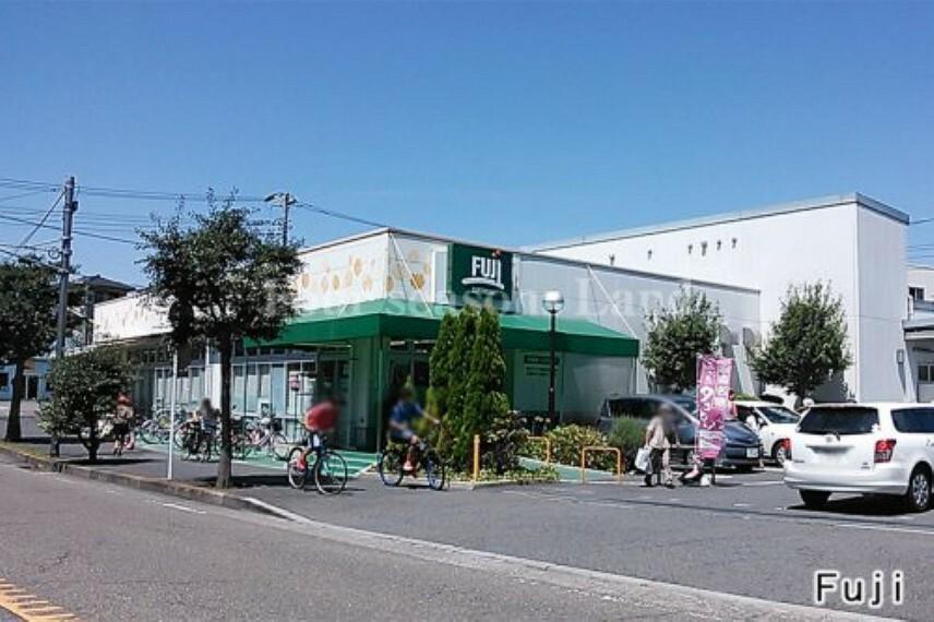 スーパー 【スーパー】Fujiスーパー鵠沼藤が谷店まで695m