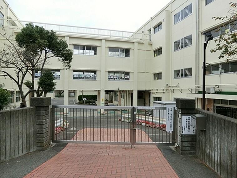 小学校 横浜市立洋光台第一小学校