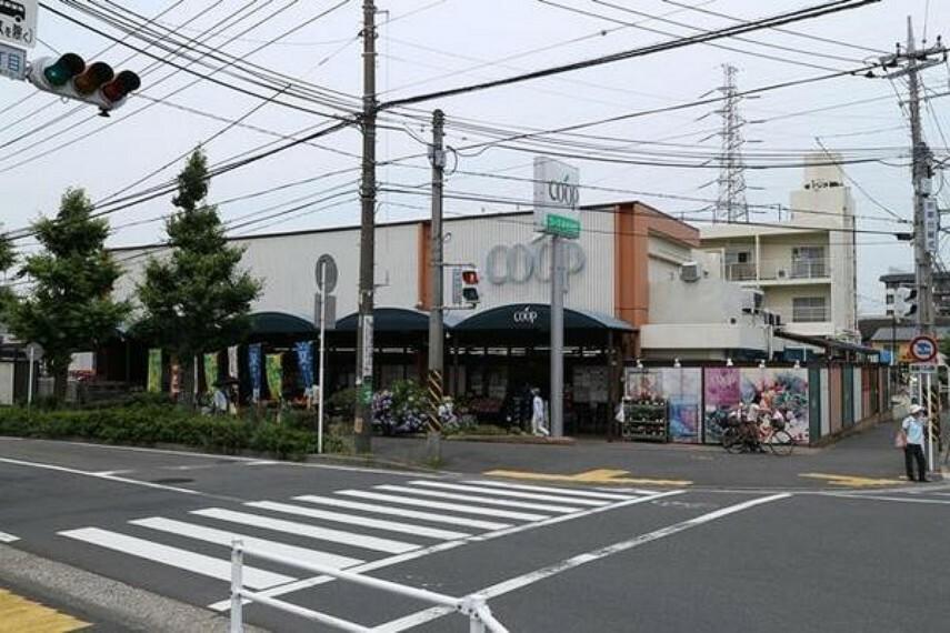 スーパー ユーコープ洋光台店