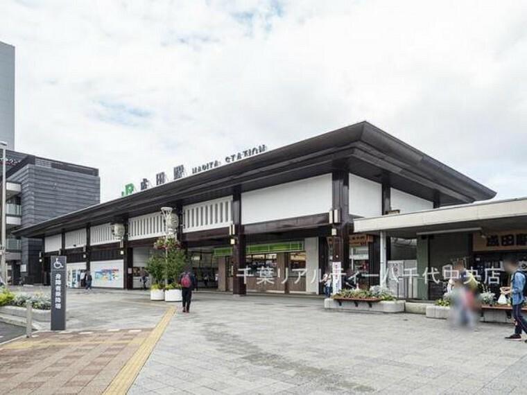JR成田線『成田』駅