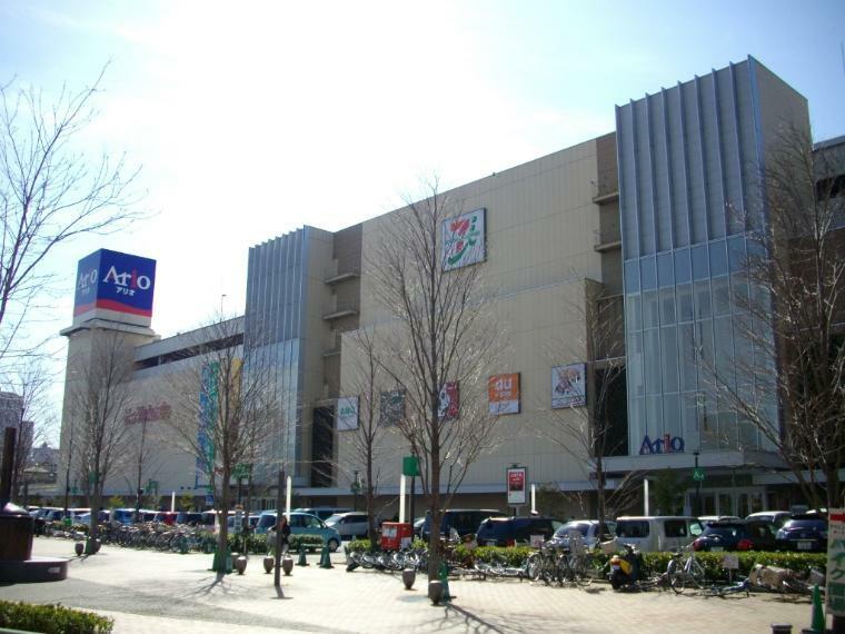 ショッピングセンター アリオ川口 埼玉県川口市並木元町1-79