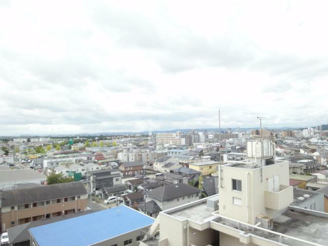 眺望 バルコニーからの眺望(南側)