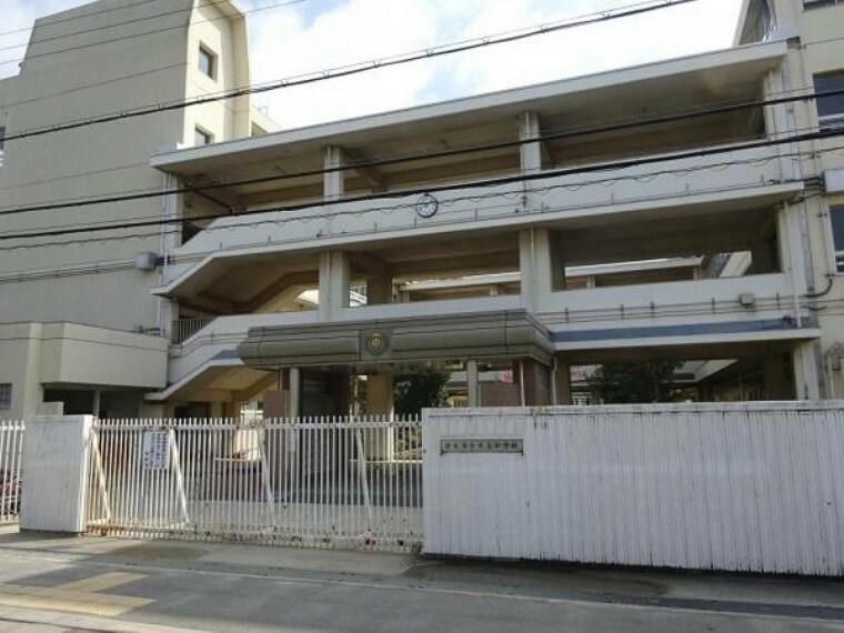 中学校 茨木市立天王中学校 約1200m 徒歩15分