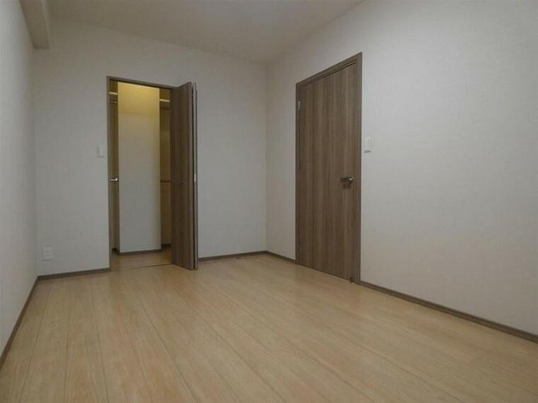 各部屋収納があります。