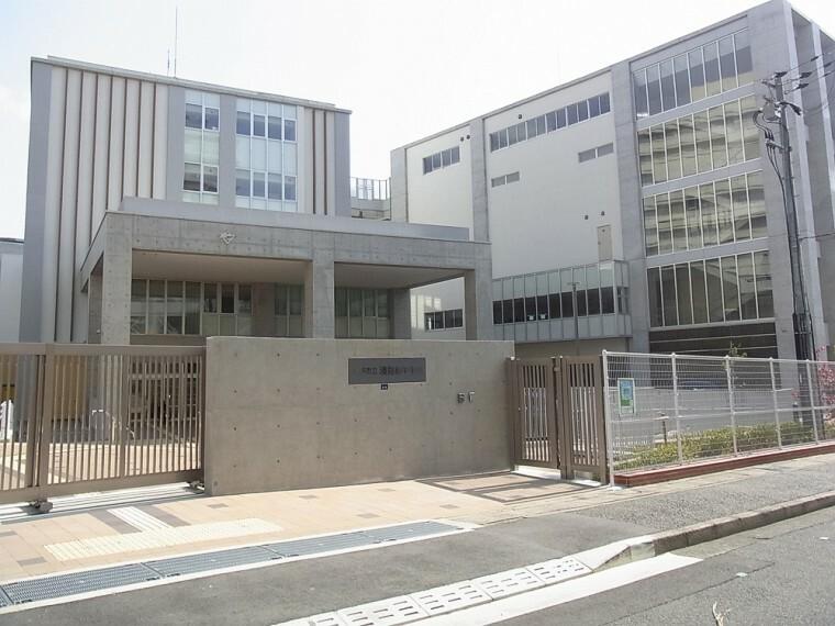 中学校 【中学校】湊翔楠中学校まで1200m