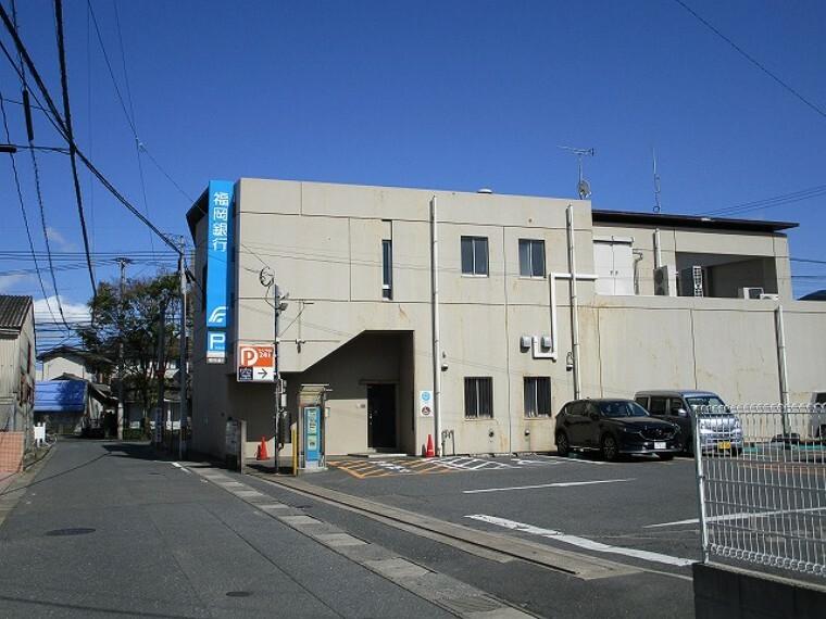 銀行 【銀行】福岡銀行 野芥支店まで1024m