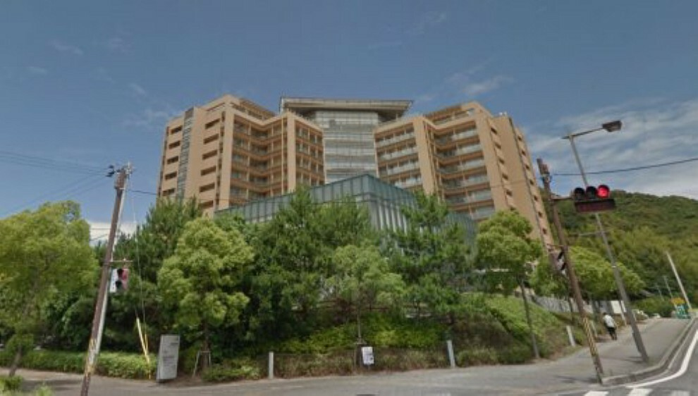 病院 【総合病院】高知医療センターまで1716m