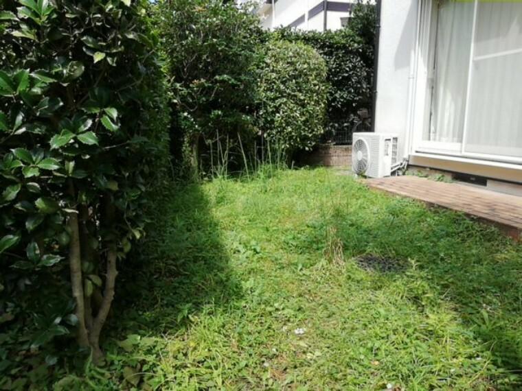 庭 アレンジ次第で自分なりのお庭が作れそうです。