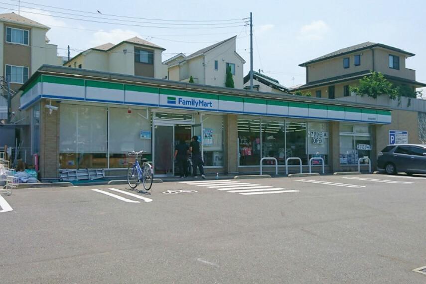 コンビニ 【コンビニエンスストア】ファミリーマート 町田金井町店まで816m