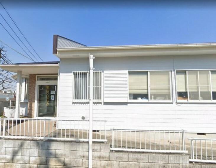 病院 【クリニック】若山クリニックまで1245m