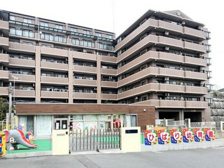 外観写真 小田原線「本厚木」駅より徒歩16分。オ-トロック完備のマンションです。
