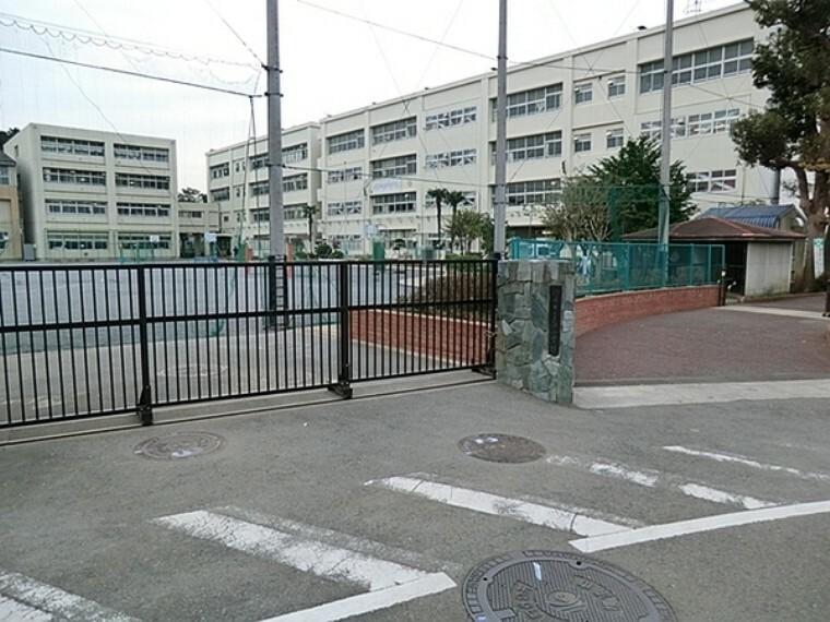 小学校 横浜市立三保小学校