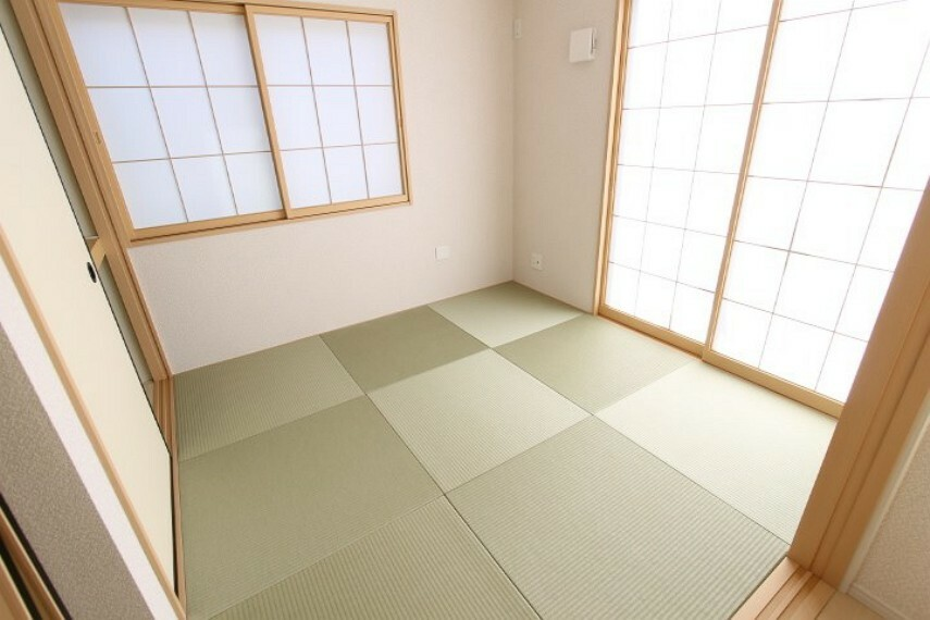 【施工例】和室