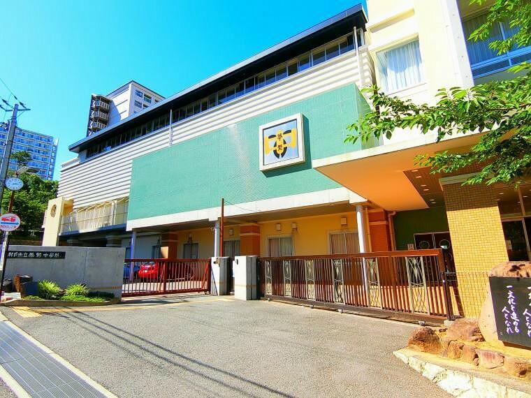 中学校 神戸市立 夢野中学校