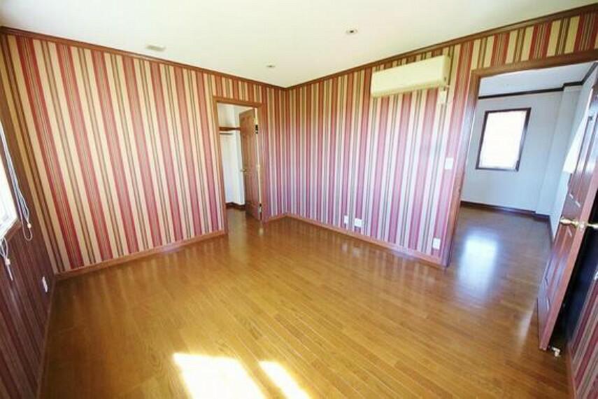 寝室 居住していく中でオーナー様だけのマイホームに創り上げて下さい。