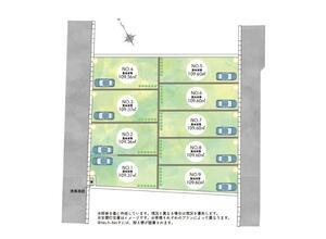 トラストステージ 朝霞市幸町2丁目5期 全9区画