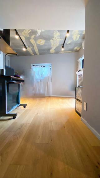 居間・リビング 室内(2021年8月)撮影