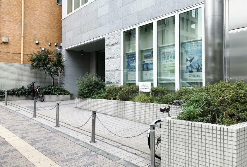 銀行 きらぼし銀行高円寺支店