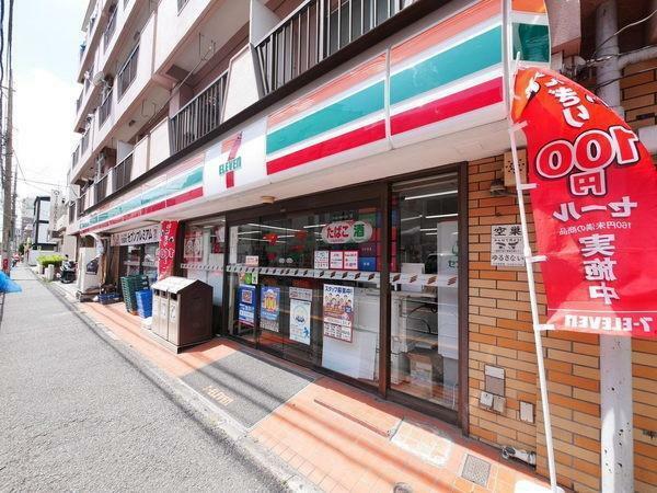 コンビニ セブンイレブン東高円寺店