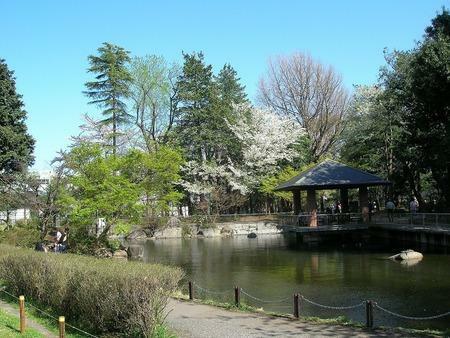 公園 蚕糸の森公園