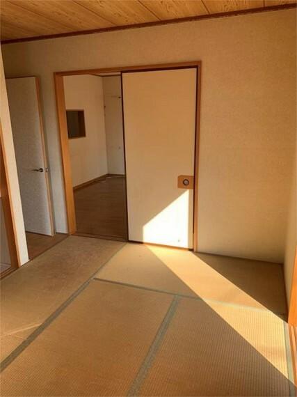 和室:1階