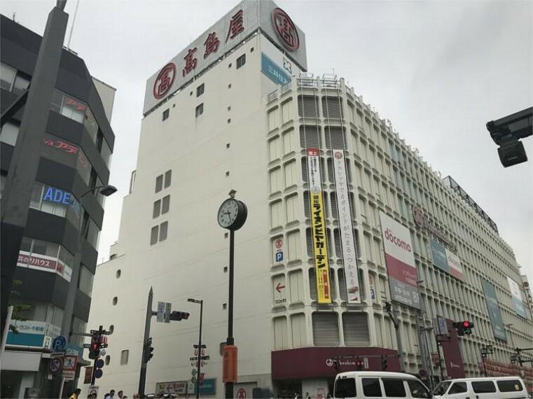 ショッピングセンター 大宮タカシマヤ