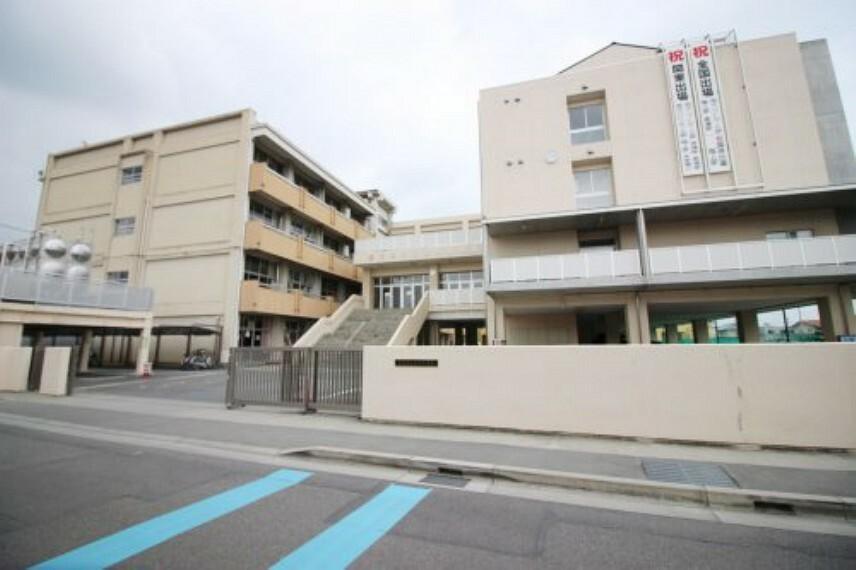 中学校 【中学校】高崎市立佐野中学校まで453m