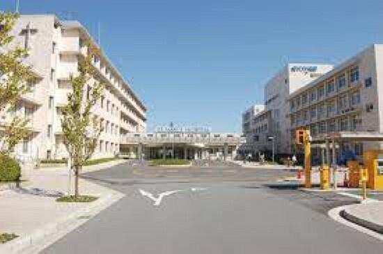 病院 【総合病院】姫路聖マリア病院まで2482m